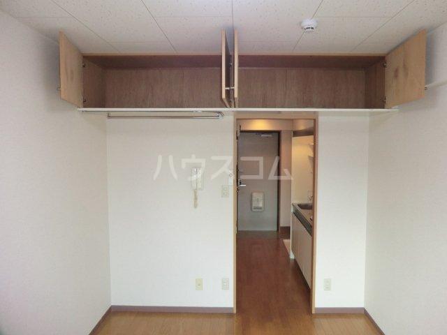 永井ビル 804号室の収納