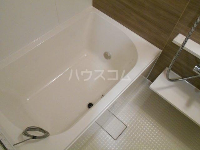 クレール八王子 203号室の風呂