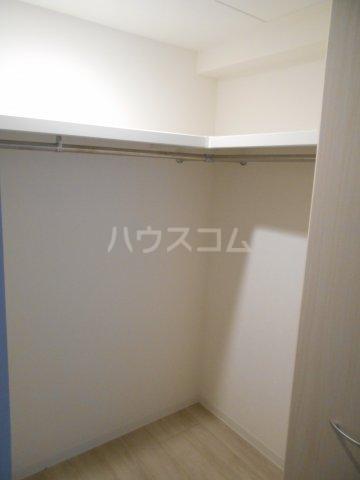 クレール八王子 203号室の収納