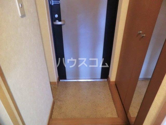 クリア吉塚 202号室の玄関