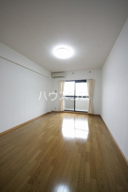 クリア吉塚 202号室のベッドルーム