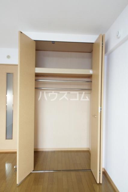 クリア吉塚 202号室の収納