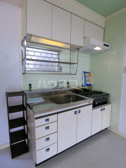 山本ビル(東雲町) 105号室のキッチン