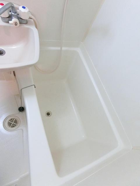 ケアンズコート 205号室の風呂