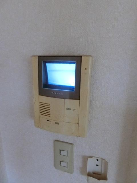 ケアンズコート 205号室のセキュリティ