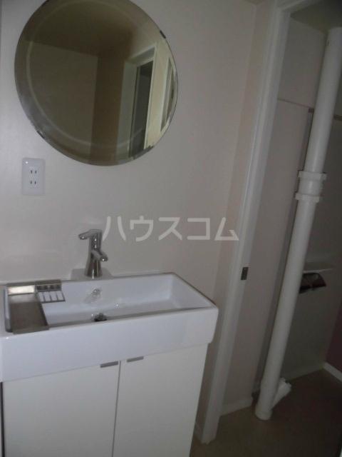 インパルス野間大池 202号室の洗面所
