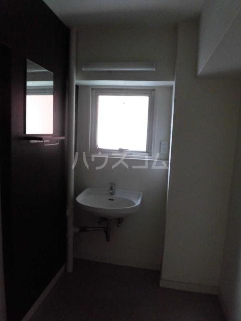 インパルス野間大池 206号室の洗面所