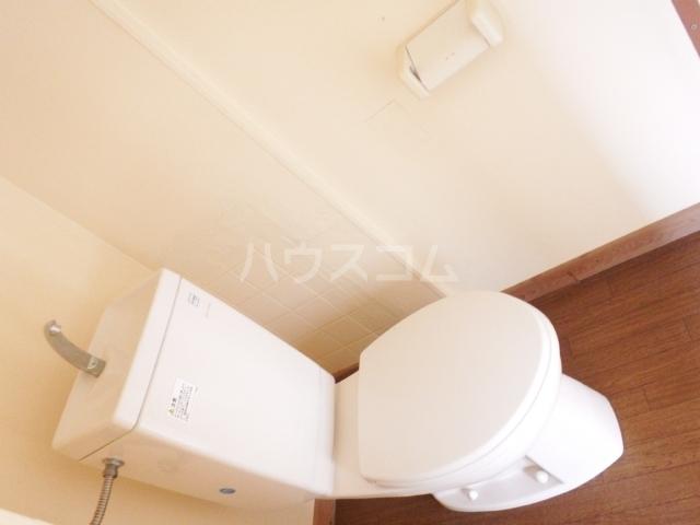 メゾンドマツキ 302号室のトイレ