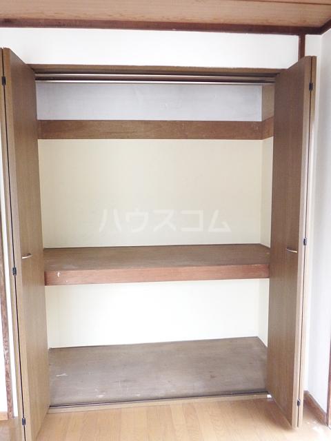 メゾンドマツキ 302号室の収納