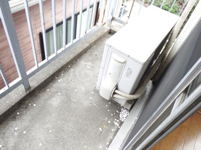 メゾンドマツキ 302号室のバルコニー