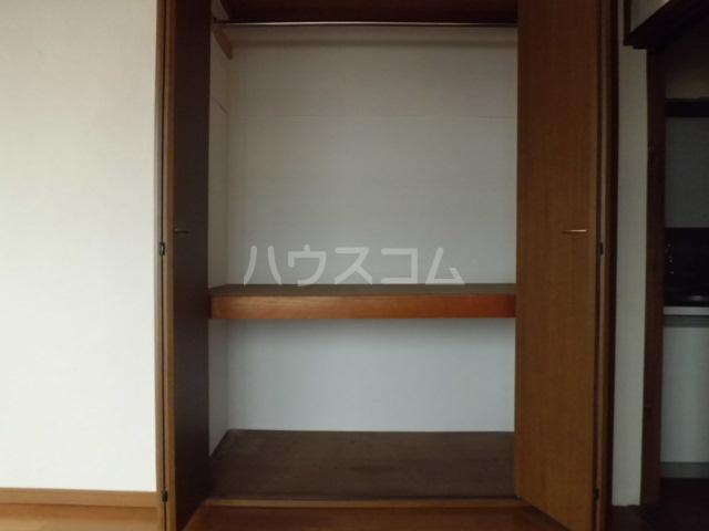 メゾンドマツキ 303号室の収納