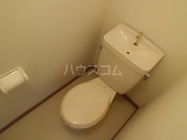 メゾンドマツキ 303号室のトイレ
