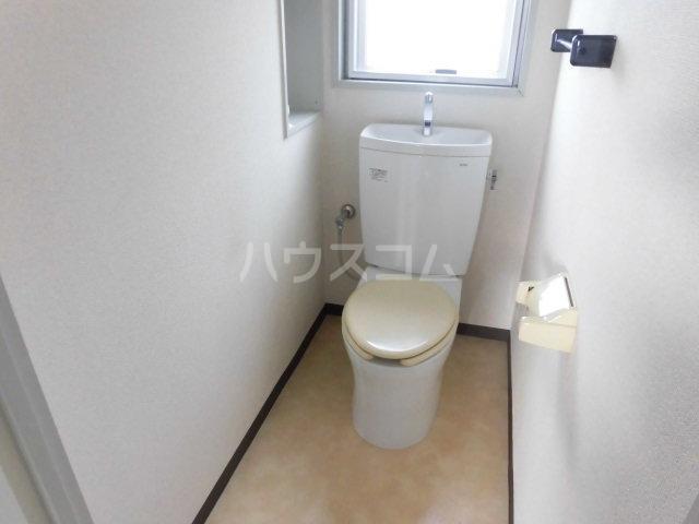 ゆざわマンション 306号室のトイレ