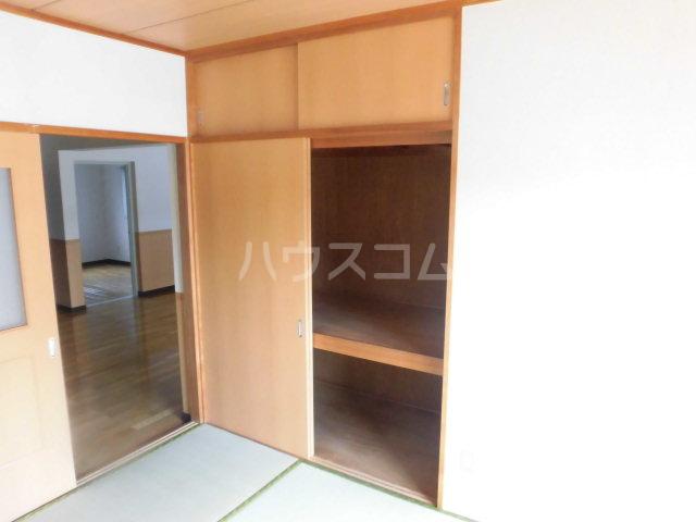 第2原田マンション 102号室の収納