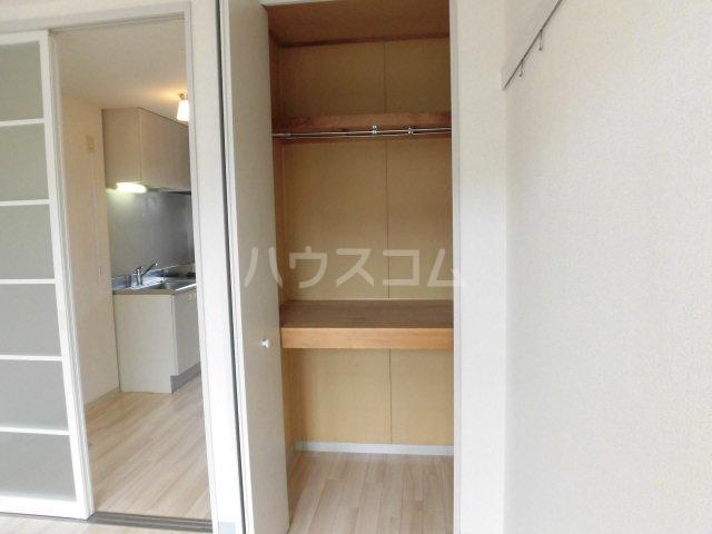 ロジュマン 205号室の収納