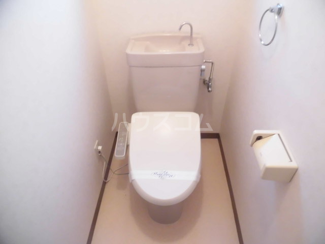 ベルメゾン櫛引 302号室のトイレ