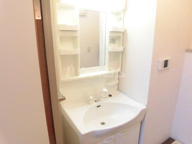 ベルメゾン櫛引 302号室の洗面所