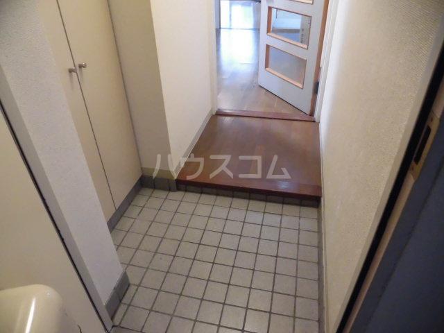 サンライズ大宮 105号室の玄関