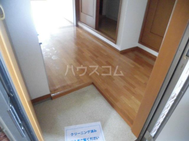 ラヴィッサンヴィーⅡ 201号室の玄関