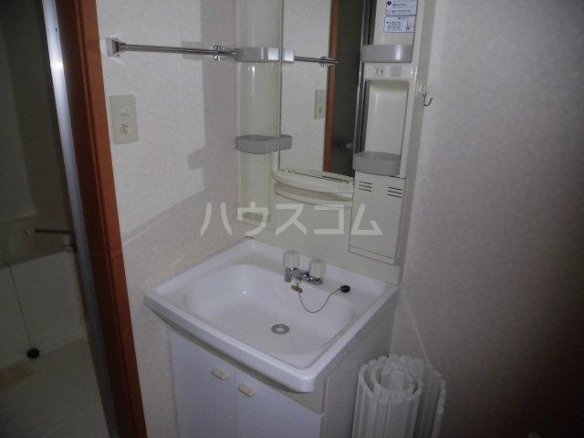 ラヴィッサンヴィーⅡ 201号室の洗面所