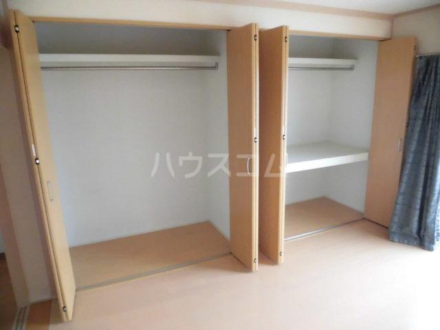 原田マンション 303号室の収納