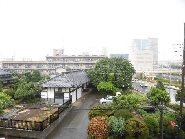 原田マンション 303号室の景色