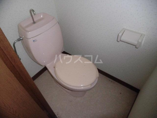 コスモハイツ佐知川 A201号室のトイレ