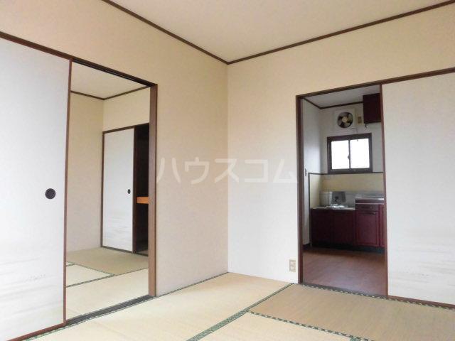 コスモハイツ佐知川 A201号室のリビング