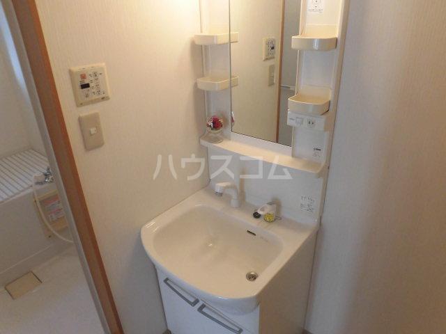 メゾン・プチパレ 203号室の洗面所
