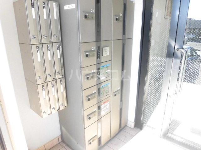 メゾン・プチパレ 203号室の設備