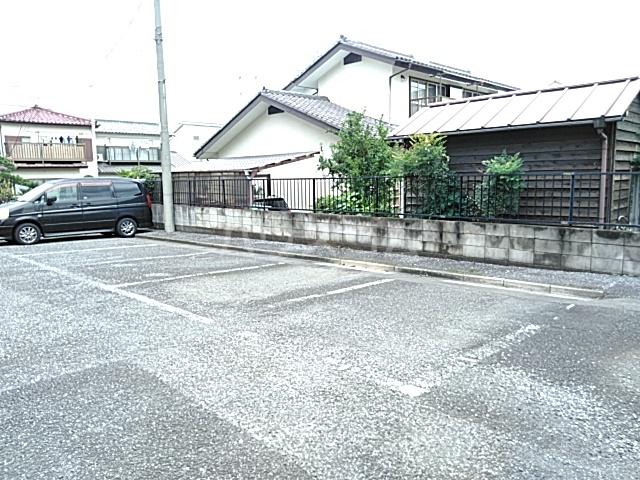 加藤マンション 202号室のトイレ