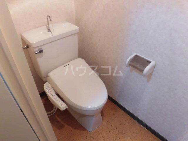 ガーデンヒルズ鐘塚 501号室のトイレ