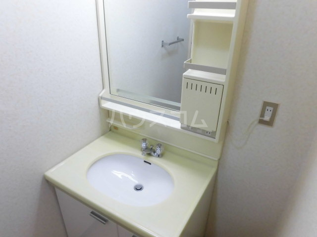 ガーデンヒルズ鐘塚 501号室の洗面所