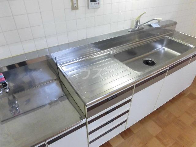 ガーデンヒルズ鐘塚 501号室のキッチン