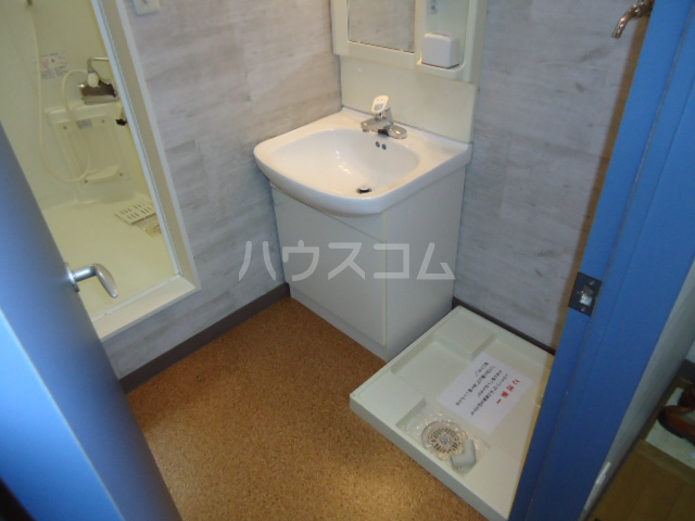 セレコーポ宝来 206号室の洗面所
