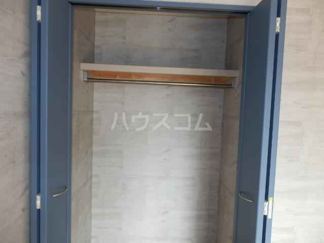 セレコーポ宝来 206号室の収納