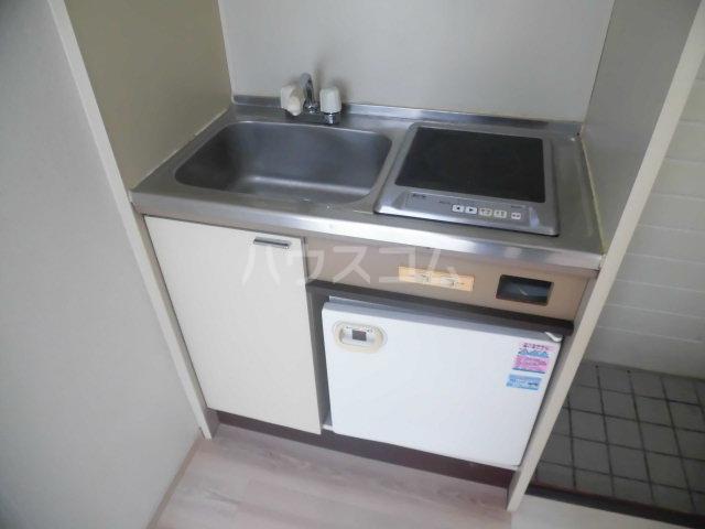 リレント・レオⅡ 202号室のキッチン