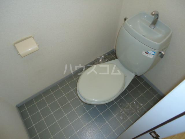 ピアのトイレ
