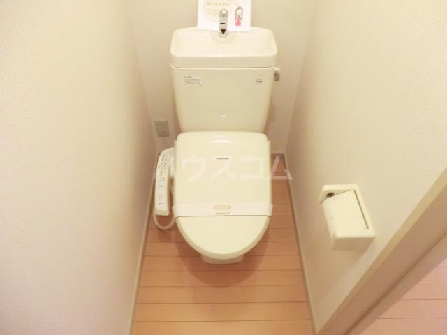 メゾネット・アミのトイレ