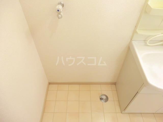 メゾネット・アミの洗面所