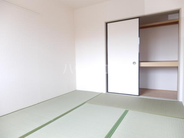メゾンアルファⅠ 201号室の収納