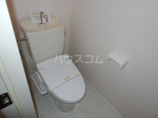 メゾンアルファⅠ 201号室のトイレ