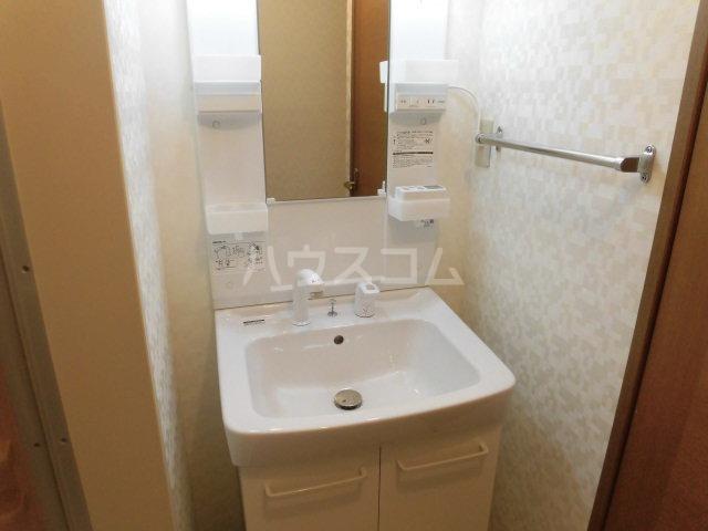 HARMONY HILLS 203号室の洗面所