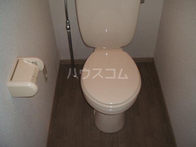 エレガンス松本 101号室のトイレ