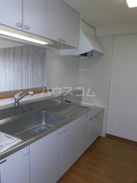 フェリスローマ浦和 406号室のキッチン