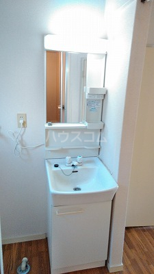 エステートピア星野Ⅱ 102号室の洗面所