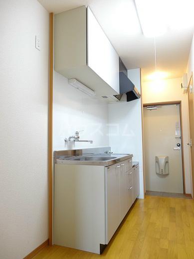 リヴェール 302号室のキッチン