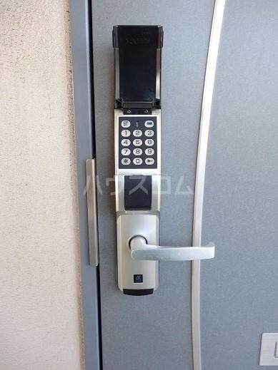 リヴェール 302号室のセキュリティ