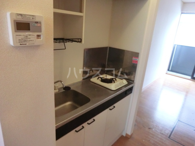 ヴァンベール 203号室のキッチン