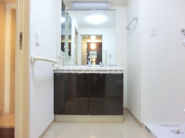 COOPライフハウス未来館 306号室の洗面所